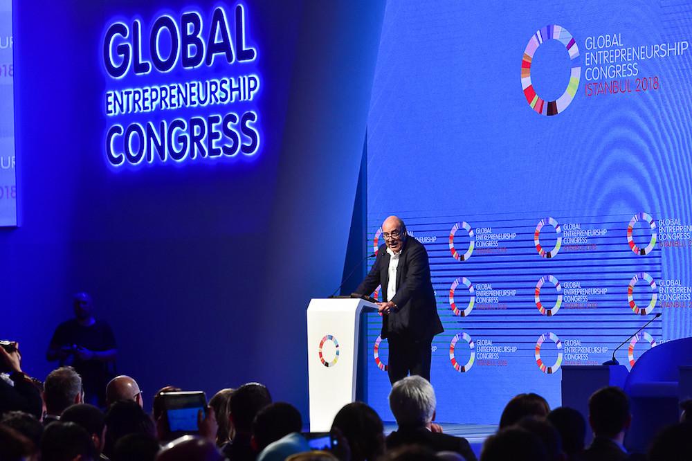 Global Girişimcilik Kongresi İstanbul'da Başladı