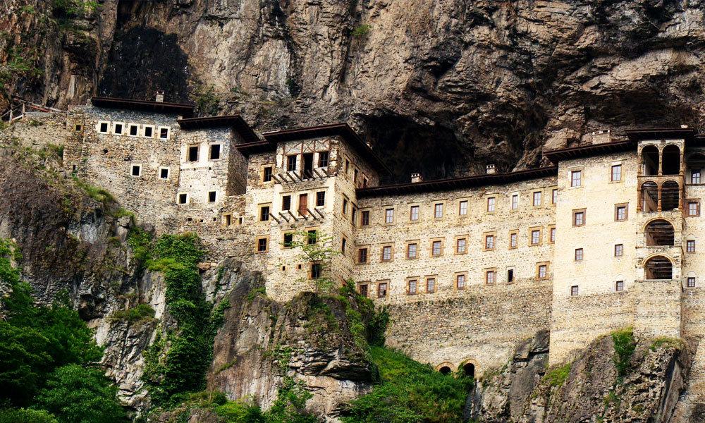 Trabzon'da Gezilecek Yerler - Bi tutam Fikir